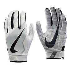 Youth Glove Size Chart Football Details About Nike Vapor Jet 4 Youth Football Gloves Model Gf0574 100