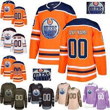 Numbers Edmonton Oilers Oilers Edmonton Jersey