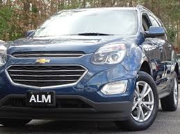 2016 Used Chevrolet Equinox FWD 4dr LT at ALM Roswell, GA, IID ...