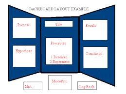 Science Fair Projects Layout Science Project Board Layout Examples They Are Very Clear When