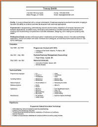 Resume Templates For First Job Resume And Cover Letter Resume