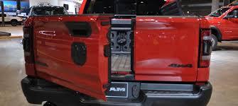New RAM Multifunction Tailgate | RAMBOX | 2019 Chicago Auto Show ...