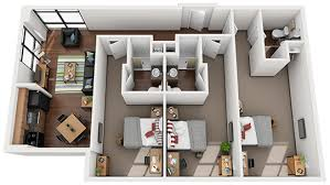 Perfect Marvelous Denver 2 Bedroom Apartments Intended For Vista Rent In CO 80210