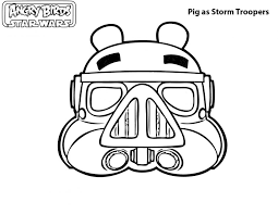 Small Picture Coloring Pages Angry Birds Star Wars Darth Vader Coloring Pages