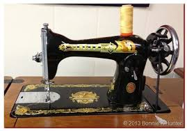 1927 White Sewing Machine Value