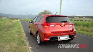 2013 Toyota Corolla Levin ZR engine sound and 0-100km/h ...