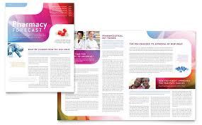 Education Newsletter Templates Education Training Newsletter Templates Design Examples