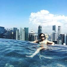 infinity pool mbs. Skypark Marina Bay Sands Entrance Fee Infinity Pool Singapore 57 Storeys High Mbs