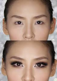 makeup tips for asian women smokey eye makeup for hooded or asian eyes simple