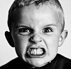ira emoción y reacción