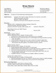 14 Unique Resume Templates For Teachers Resume Sample Template