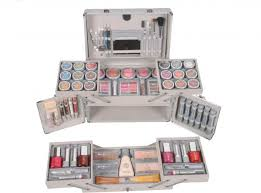 max touch vanity case make up kit mt 2040