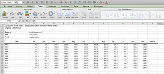 How To Do A Chart Run Chart In Excel Manage Naturally