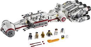 Lego Star Wars Designer Videos Designer Video Released For Lego Star Wars Tantive Iv 75244