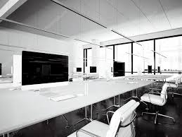 modern library furniture. Picture Interior Modern Library.Workspace Loft Panoramic Windows.Generic Design Computers And Generic White Library Furniture L