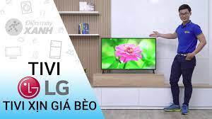 Smart Tivi LG 43 inch 43LK5400PTA • Điện máy XANH - YouTube