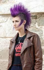 Punk Hair Tumblr 90s Cheveux Punk Rock Cheveux