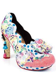 Amazon.com: Disney Sherbet Ice Cream Minnie Character Heels: Clothing |  Character heels, Disney princess shoes, Sherbet ice cream