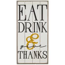 eat drink give thanks wood wall decor on eat drink and be merry metal wall art with eat drink give thanks wood wall decor hobby lobby 1123017