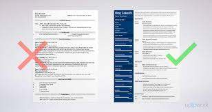 How To Write Good Executive Resume Samples It Example