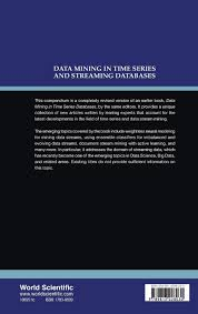 Data Mining in Time Series and Streaming Databases: 83: Amazon.it: Last,  Mark, Bunke, Horst, Kandel, Abraham: Libri in altre lingue