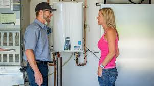 tankless water heater installation and repair services in eugene or