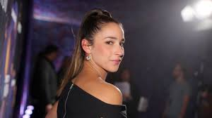Aly Fila Beyond The Lights Aly Raisman Launches New Program To Help Protect Athletes