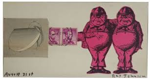 Ray Johnson - 52 Artworks, Bio & Shows on Artsy