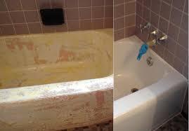 bathtub sink reglazing