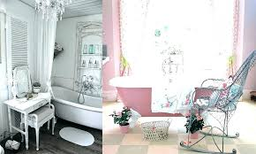 Design Decor Impressive Shabby Chic Small Bathroom Ideas Glamorous Interior Design Decor