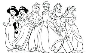 Disney Coloring Pages Princess Free Coloring Pages To Print