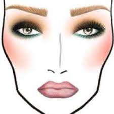 Mac Face Charts I Think This Is A Nice Face Chart To Get
