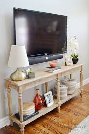 Tv Decorations Living Room 17 Best Ideas About Wall Mounted Tv On Pinterest Mounted Tv