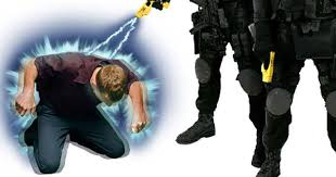 Image result for police tasing