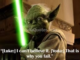 Yoda Quote Death Is A Natural Part Of Life Yoda Quotes Master Yoda