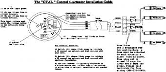 wiring diagram oval led control setr series lectrotab setr 4 actuator trim tab wiring diagrams