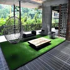 indoor artificial grass grasses outdoor green turf area rug