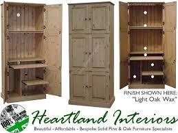 home office hideaway. Solid Pine Desk, Handcrafted Computer Hideaway, Workstation 100% 6 DOOR TRIPLE HIDDEN HOME OFFICE COMPUTER HIDEAWAY DESK (WS6D1) Home Office Hideaway