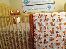 fox baby bedding sets image of fox nursery bedding fox racing baby