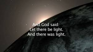 Let There Be Light Verse 1 3 1 4 And God Said Let There Be Light Bible Verses