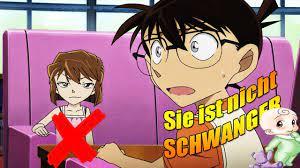 Ai Haibara ist nicht SCHWANGER!!! // Conan wird kein VATER! // Kaito Akai  klärt auf (Detektiv Conan) - YouTube