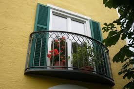 Balkone Metallbalkone Balkongeländer Absturzsicherungen