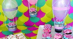 Design Party Decorations Extraordinary Birthday Party Decoration Ideas At Home Homemade Party Decoration