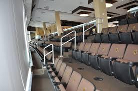 University Of Wyoming Football Stadium Seating Chart Wildcatter Club Suites Cowboy Joe Club Wyoming