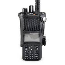motorola xpr 7550. motorola xpr 7550 belt holster fitted case, turtleback holder fits radio black xpr e