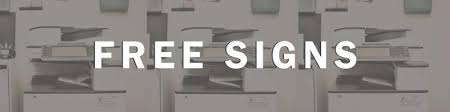 Templates For Signs Free Free Signs Free Office Sign Templates