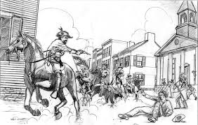 Small Picture Civil War Coloring Pages nywestierescuecom
