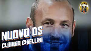 Ufficiale: Claudio Chiellini nuovo DS nerazzurro – Pisa in Video