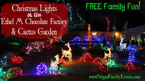 Lv Zoo Lights Where To See Christmas Lights In Las Vegas 2017 Axs