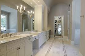 gray bathroom with white cabinets. barrel ceiling design gray bathroom with white cabinets